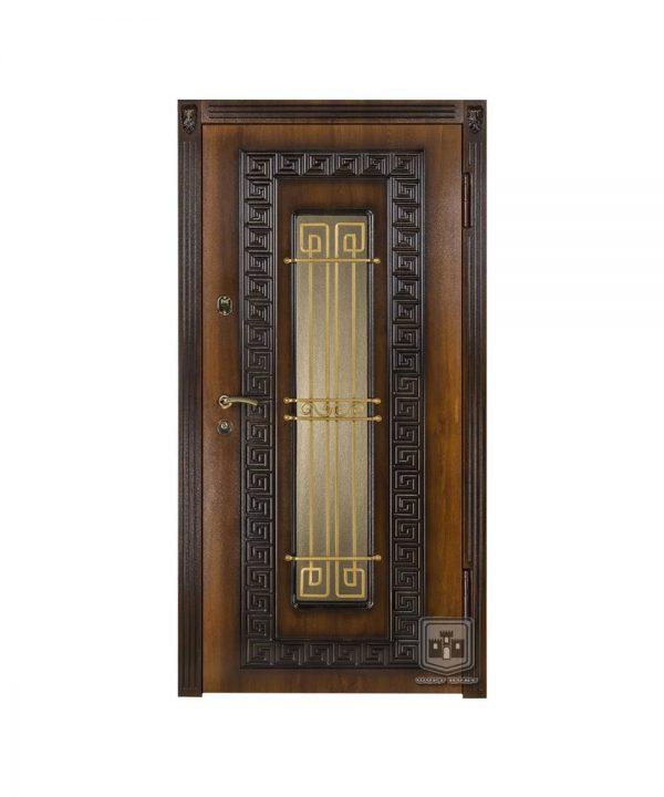 Входная двери Форт Нокс Коллекция Стеклопакеты 3