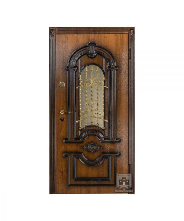 Входная двери Форт Нокс Коллекция Стеклопакеты 5