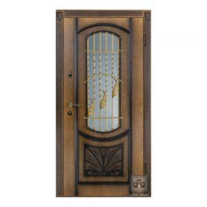 Входная двери Форт Нокс Коллекция Стеклопакеты 6