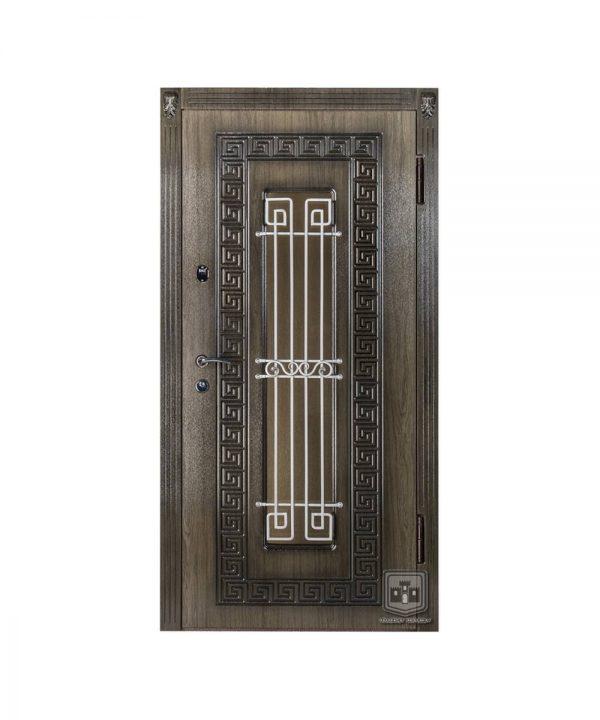 Входная двери Форт Нокс Коллекция Стеклопакеты 7