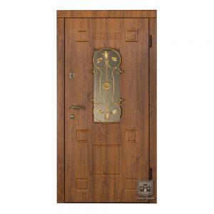Входная двери Форт Нокс Коллекция Стеклопакеты 9