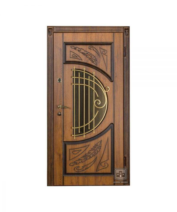 Входная двери Форт Нокс Коллекция Стеклопакеты 11