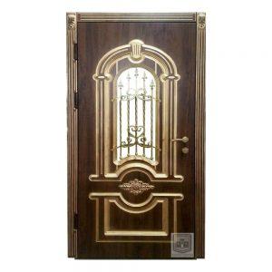 Входная двери Форт Нокс Коллекция Стеклопакеты 4