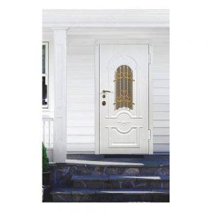 Входная двери Форт Нокс Коллекция Стеклопакеты 2