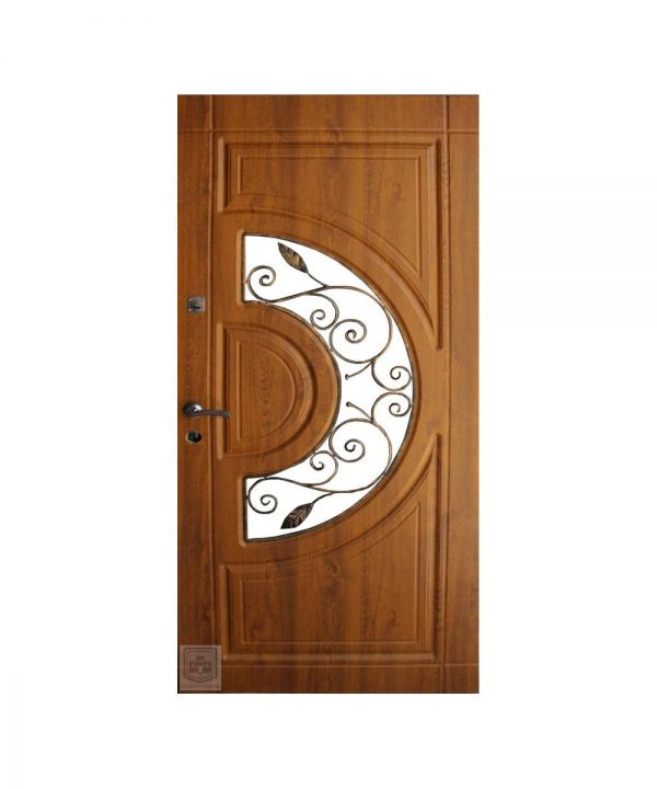 Входная двери Форт Нокс Коллекция Стеклопакеты 13