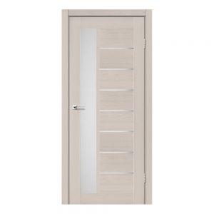 Межкомнатная дверь Lorenza Дуб Латте тм Leador